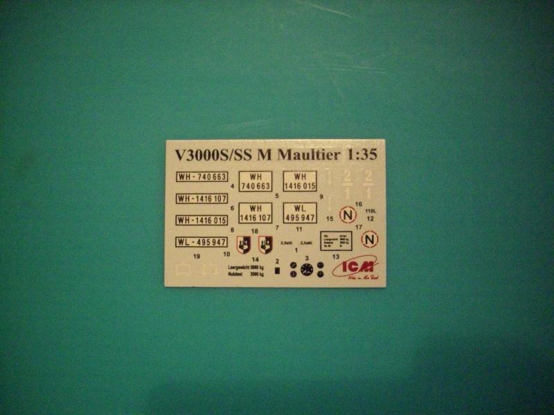 Ford V3000S/SSM Maultier Dsci0524