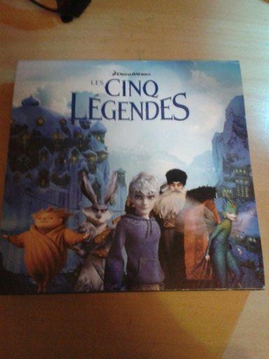 [DreamWorks] Les Cinq Légendes (2012) - Page 22 13562811