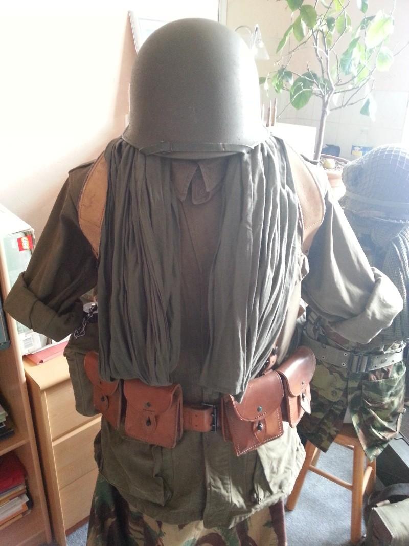 buste infanterie du contingent 20130125