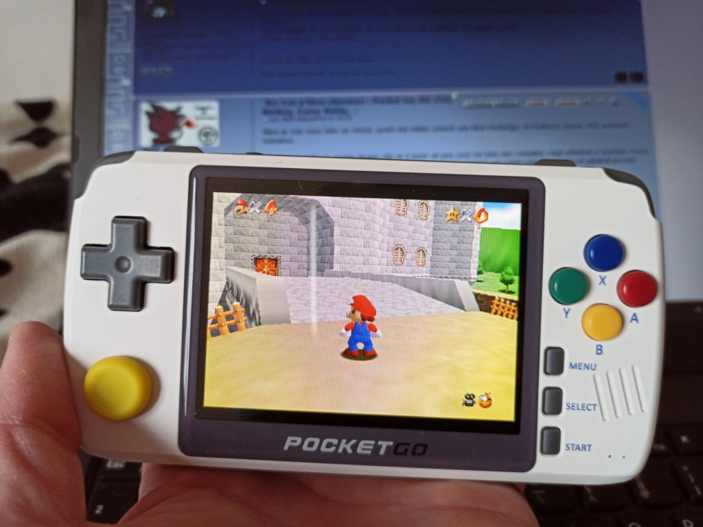 Les p'tites chinoises: Pocket Go, RG 350, Bittboy, Game Kiddy, … - Page 2 Img_2074