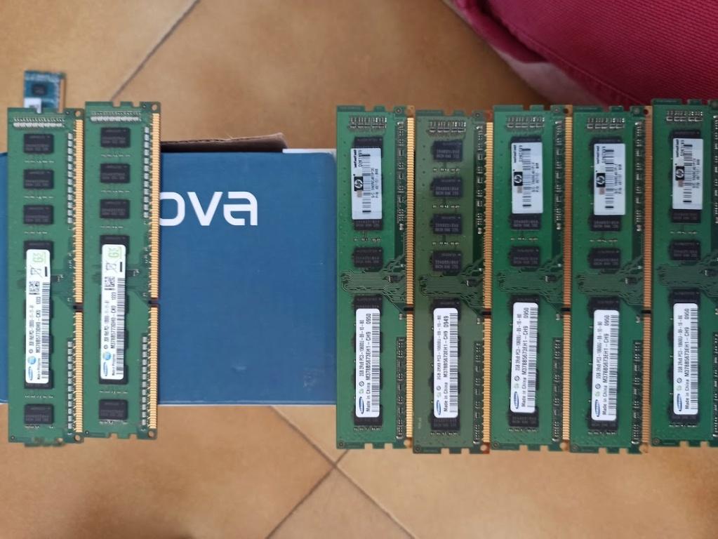 [VDS] Smartphones, Android, Apple, PC Hybride, Videoprojecteur, composants... Ram_110