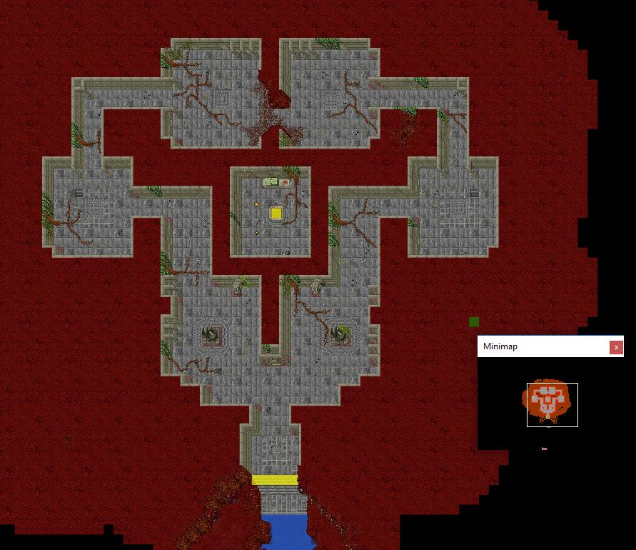 [Map] Maps Deepling Ancestorial Grounds and Sunken Temple (Summer Update 2018)(Deathlings) Screen10