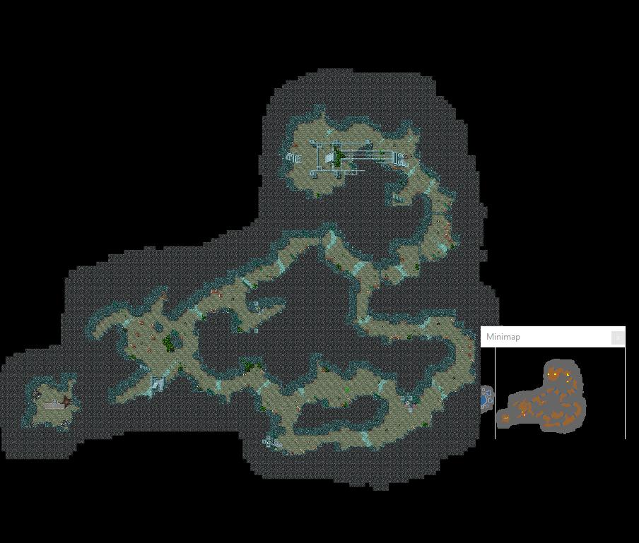 [Map] Maps Deepling Ancestorial Grounds and Sunken Temple (Summer Update 2018)(Deathlings) Screen11