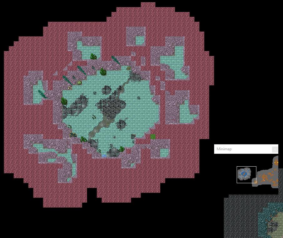 [Map] Maps Deepling Ancestorial Grounds and Sunken Temple (Summer Update 2018)(Deathlings) Screen12