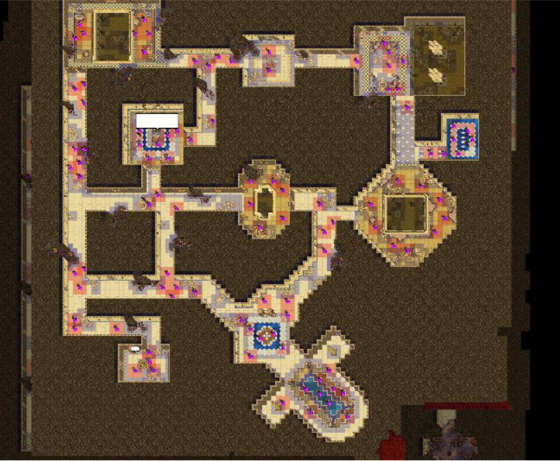 [Map] New Lion Sanctum [Werelions+Werelioness] (with spawn) -12.40+- Screen13