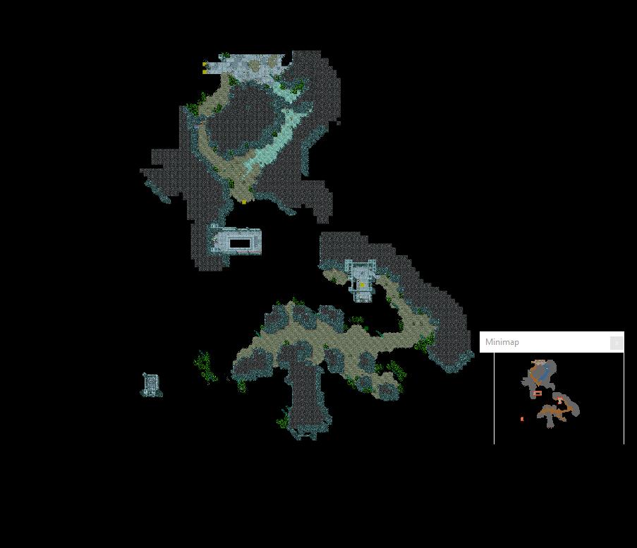 [Map] Maps Deepling Ancestorial Grounds and Sunken Temple (Summer Update 2018)(Deathlings) Screen13