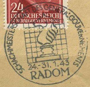 Deutsche Reichspost 1943 - Seite 4 Radom10