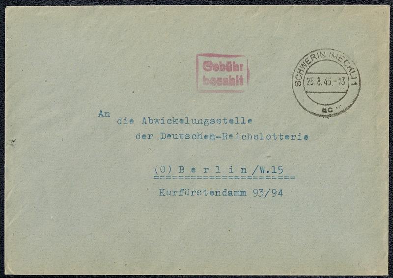 OPD Schwerin 1945 - 1952 (Teil 2) Scanne23