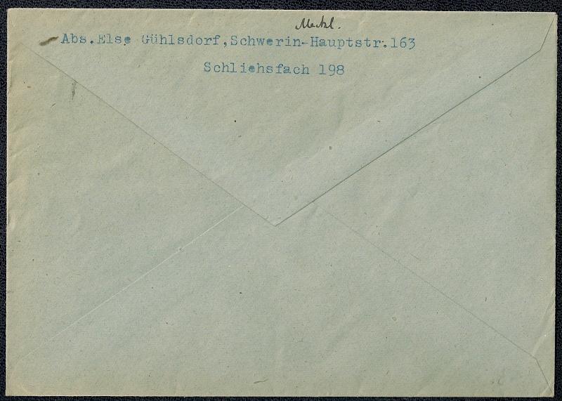 OPD Schwerin 1945 - 1952 (Teil 2) Scanne24
