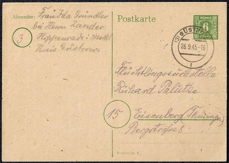 OPD Schwerin 1945 - 1952 (Teil 2) Scanne65
