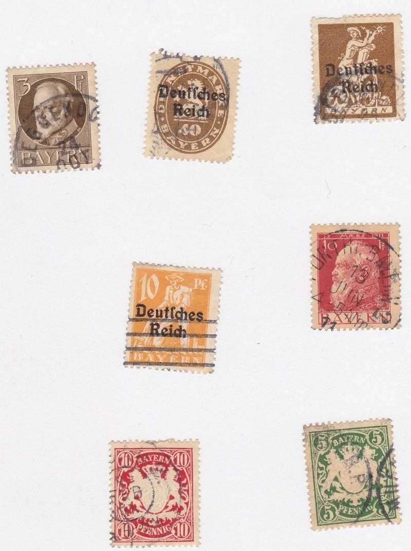 Bitte um Schätzung von bayerischen Briefmarken  Scn_0011