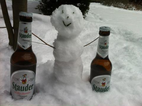Heute ist ein besonderer Tag... Schnee11