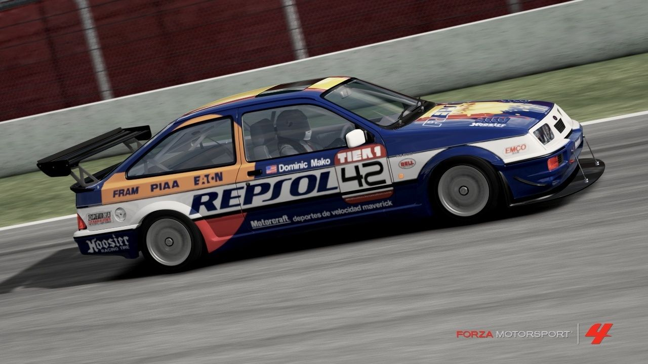 Dominic Mako's Garage Repfor11