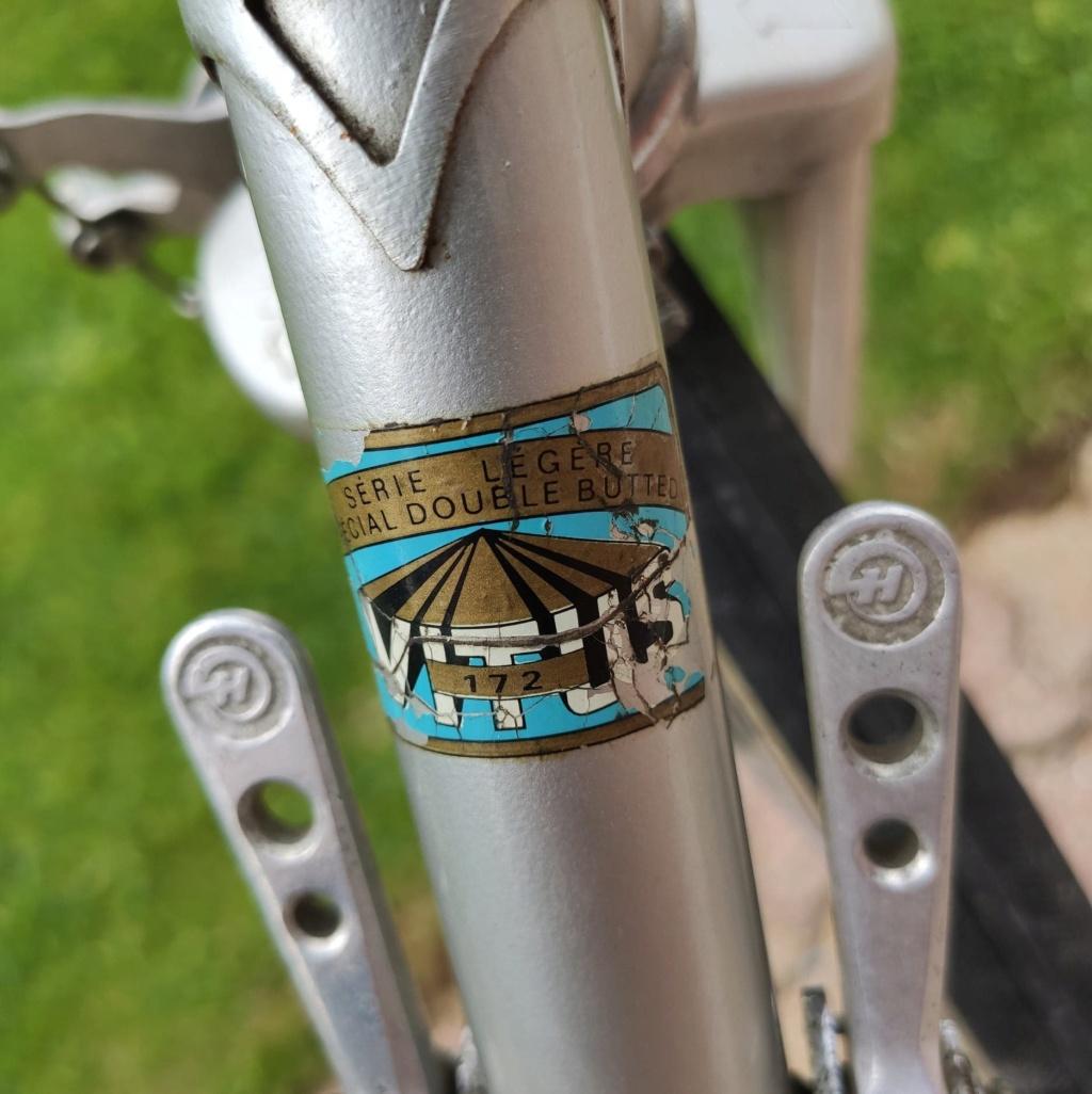 Mon premier vélo Motobécane 19537810