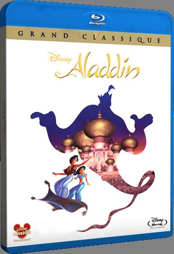 Disney Privilège: Votez pour votre jaquette préférée d'Aladdin [Protestation et nouvelle jaquette proposée !] - Page 2 2gnie111