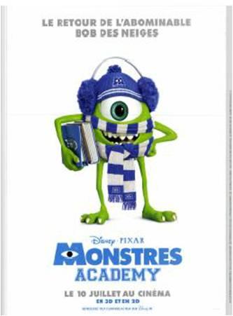 [Pixar] Monstres Academy (2013) - Page 16 Boob11
