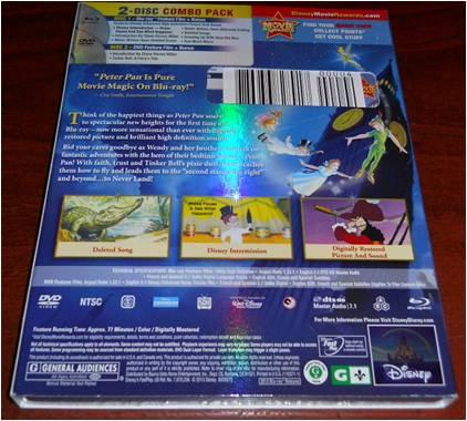 [BD + DVD] Peter Pan (12 décembre 2012) - Page 21 Dcppp11