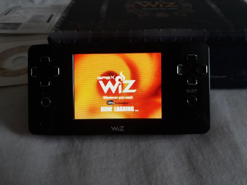 vend GP2X wiz + cannoo + DS tank 20201210