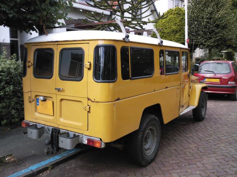 Un  petit BJ station wagon Arrier10