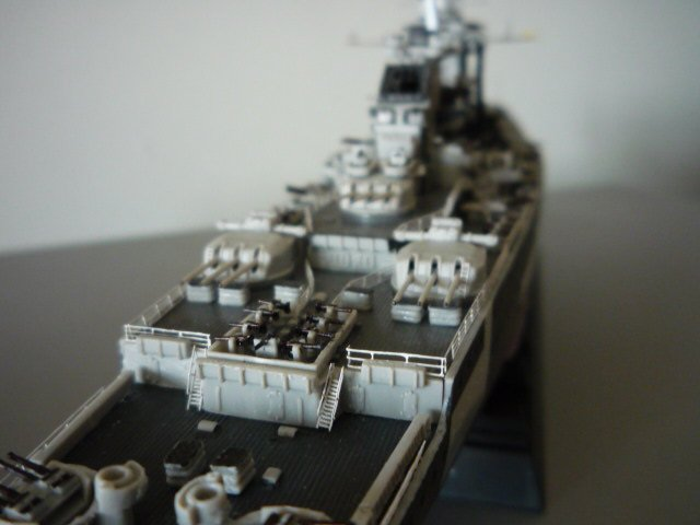 French Battle ship Richelieu 1943  (1/700°) par Alexander47 00000025