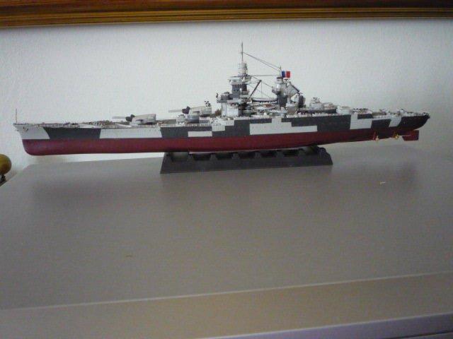 French Battle ship Richelieu 1943  (1/700°) par Alexander47 00000026