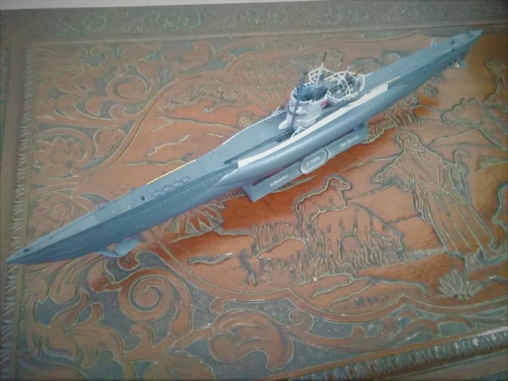 GERMAN U-BOOT TYPE VII C/41 1943-1/144 Img_2013