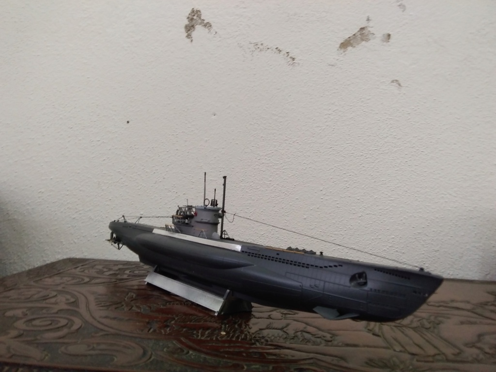 GERMAN U-BOOT TYPE VII C/41 1943-1/144 Img_2014