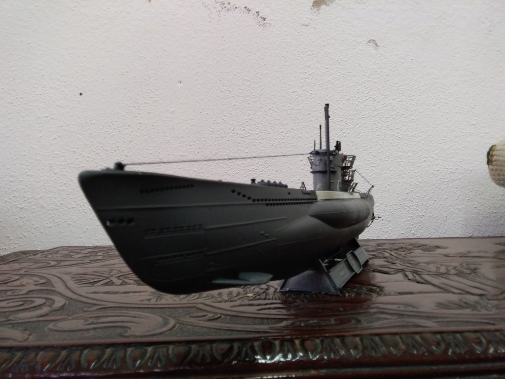 GERMAN U-BOOT TYPE VII C/41 1943-1/144 Img_2015