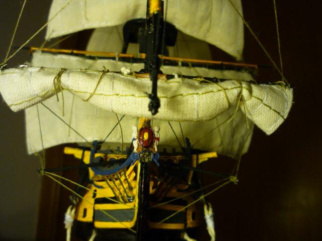 HMS Victory [Revell 1/225°] de alexander47 P1010412