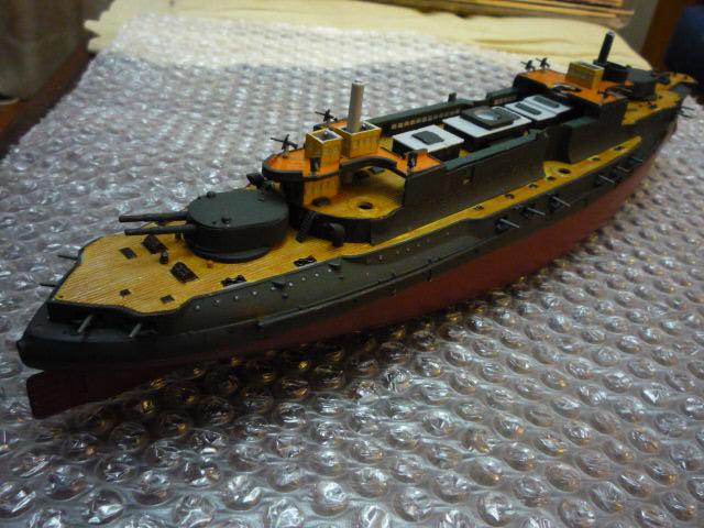 Russian battleship Borodino 1/350 P1070610