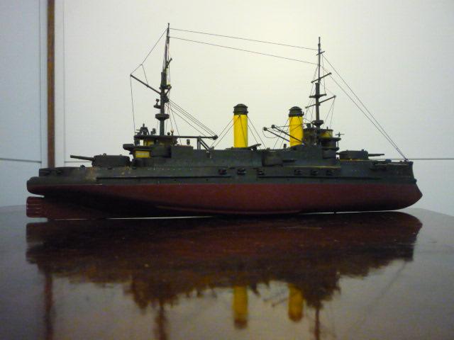 Russian battleship Borodino 1/350 P1070710