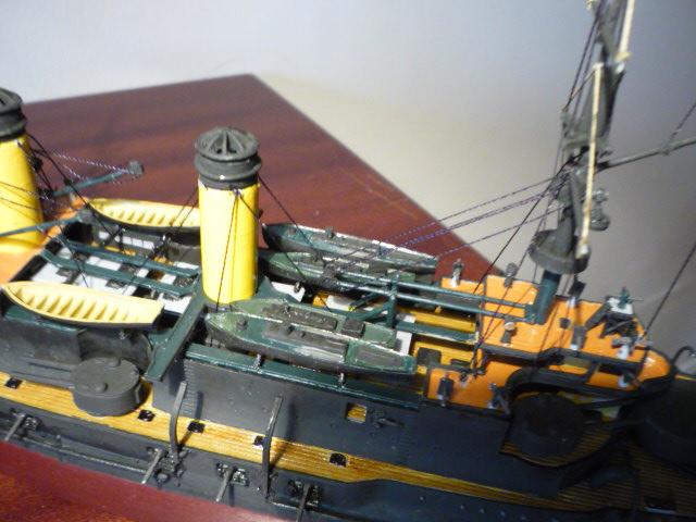 Russian battleship Borodino 1/350 P1070711