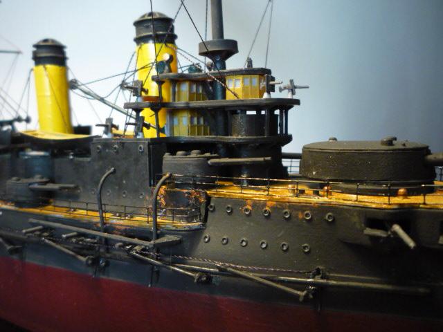 Russian battleship Borodino 1/350 P1070712