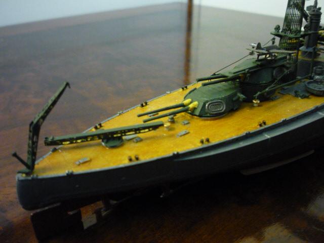 USS MARYLAND BB-46 1941  (1/700)Uma P1070811