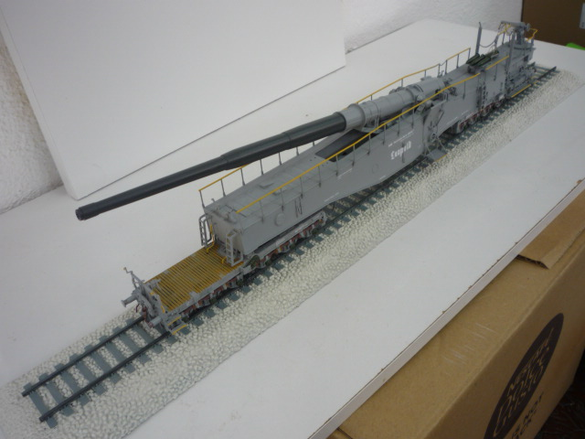 GERMAN 280MM k5(E) Railway gun Leopold P1080710