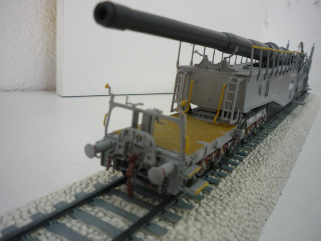 GERMAN 280MM k5(E) Railway gun Leopold P1080712