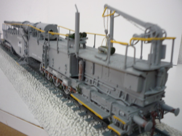 GERMAN 280MM k5(E) Railway gun Leopold P1080713