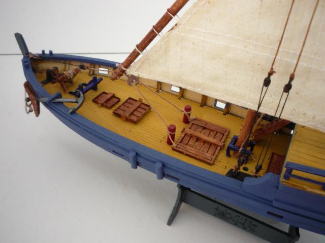 Caravelle du XVe siècle P1080741
