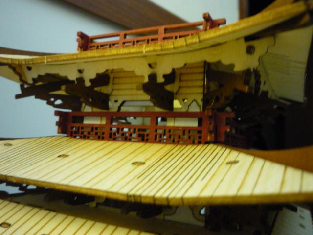 Temple-Pagode HORYU-JI (Nara) Japon (madeira) P1080810
