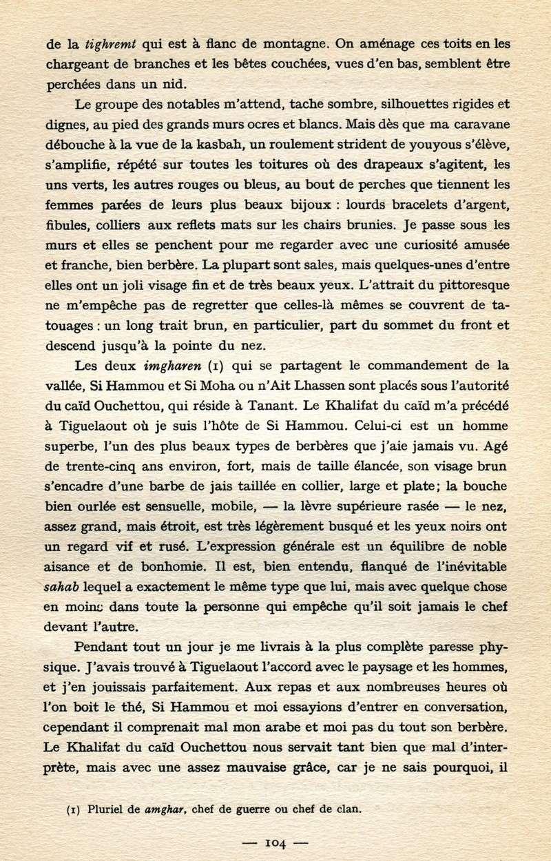 AU MAROC INCONNU dans le Haut-Atlas et le Sud Marocain - Page 3 Ami_1014