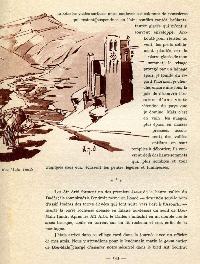 AU MAROC INCONNU dans le Haut-Atlas et le Sud Marocain - Page 4 Ami_1417