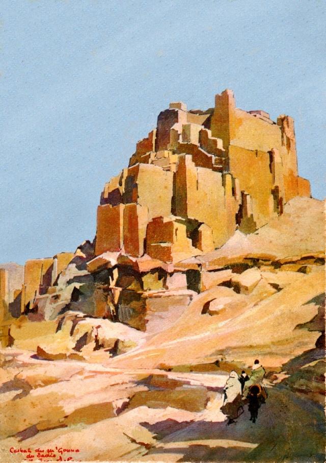 AU MAROC INCONNU dans le Haut-Atlas et le Sud Marocain - Page 6 Casbah10