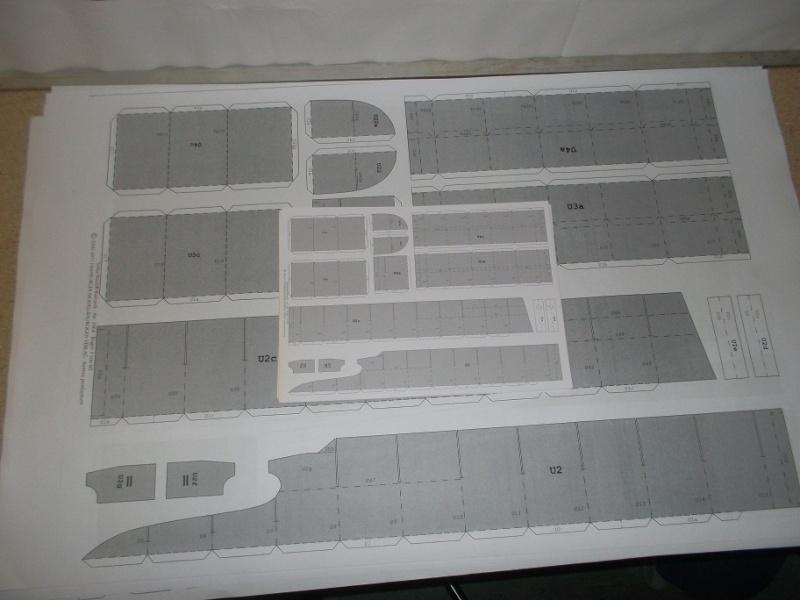 Mein Zweites Schiff hier Schlachtschiff Bismarck 1:100 Forum210