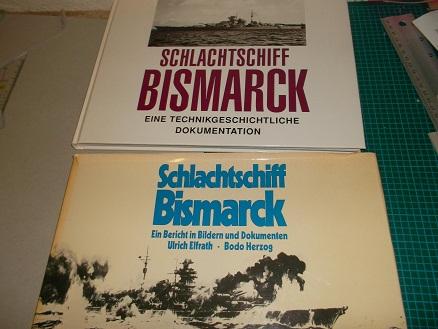 Mein Zweites Schiff hier Schlachtschiff Bismarck 1:100 Forum610