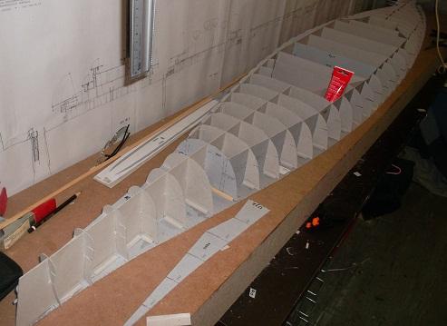 Mein Zweites Schiff hier Schlachtschiff Bismarck 1:100 Forum_12