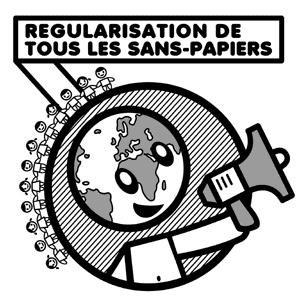 Mineurs isolés à Lille /entre humanité et réalisme Stop410