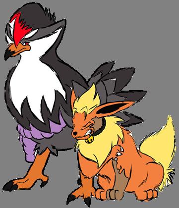 Sasuke the cold Staraptor and Juugo the multiple personality Flareon (Aspertia, Unova) Pictur11