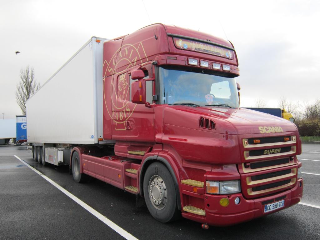 Laura-Trans (Saint Yrieix sur Charente 16) Scania15