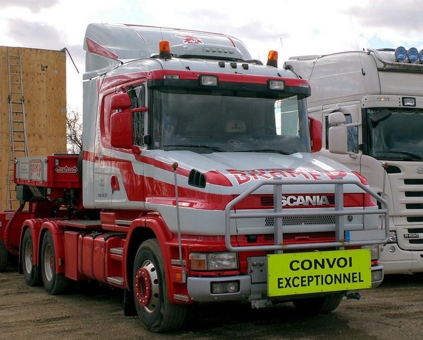 Brame (Colmar) (68) (racheté par transports Straumann) - Page 4 Scania19