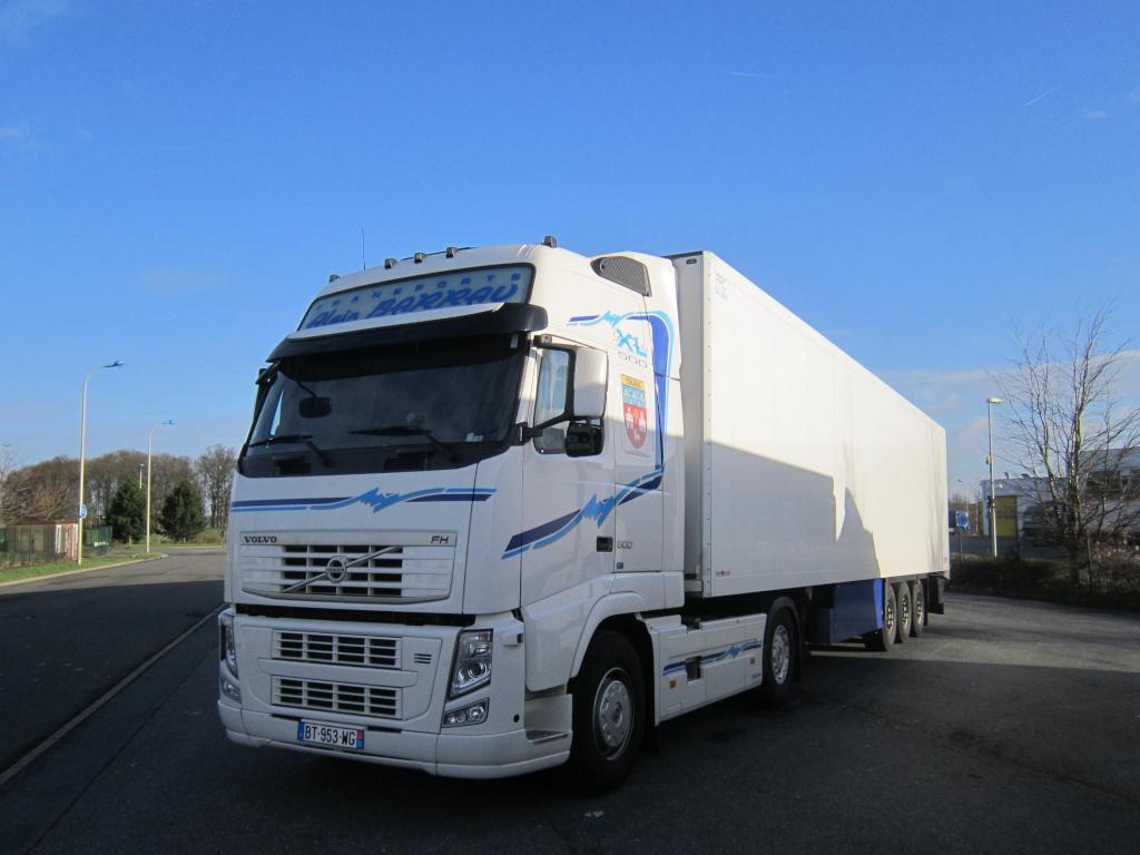 Transports Alain Barrau (Villematier 31) Volvo_28